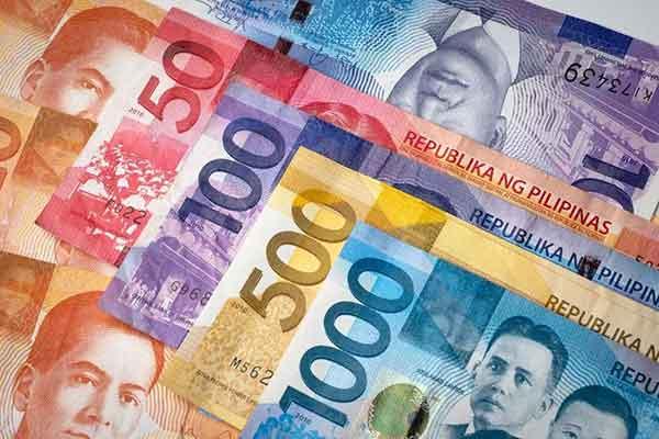 菲律宾通货现金纸币比索
