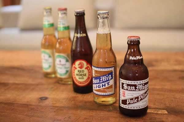 菲律宾 土特产 伴手礼 国外特色啤酒