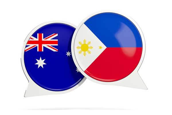 澳大利亚 菲律宾
