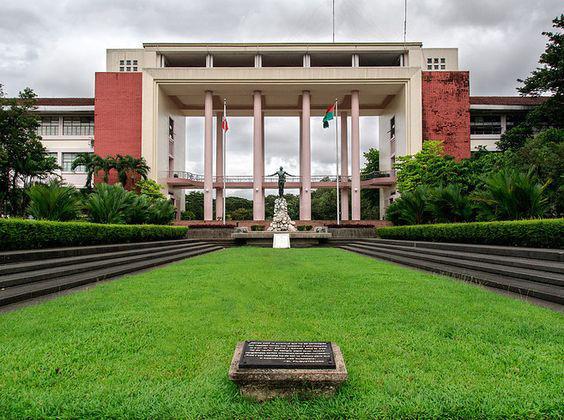 菲律宾名校大学-菲律宾大学迪利曼分校
