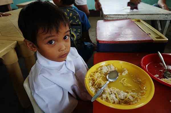 菲律宾孩子饮食