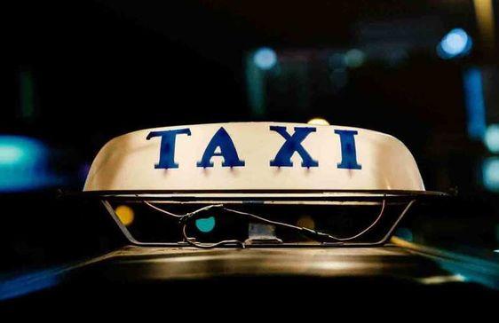 出租车标志