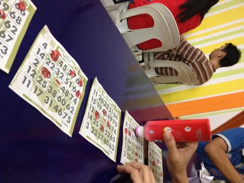 bingo卡片