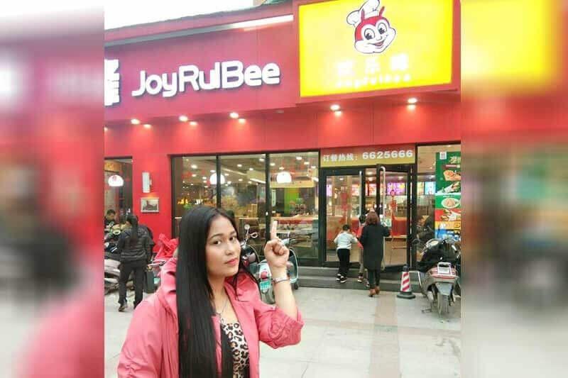菲律宾快餐品牌Jollibee