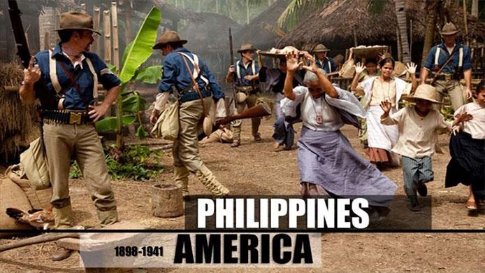 菲律宾美国