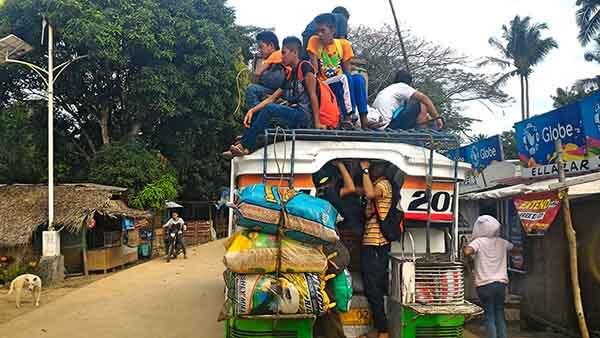 菲律宾街景