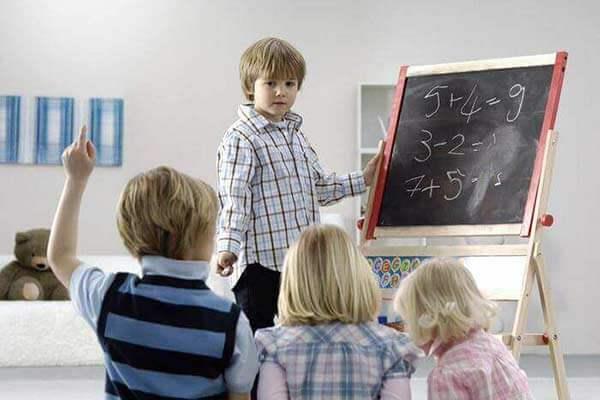 幼儿园课堂