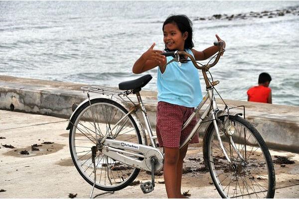 菲律宾小孩