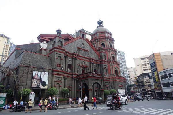 中国城教堂