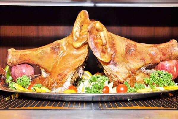 菲律宾烤乳猪