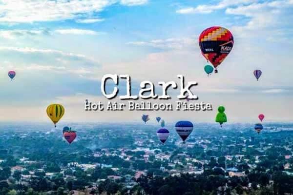 菲律宾克拉克热气球节