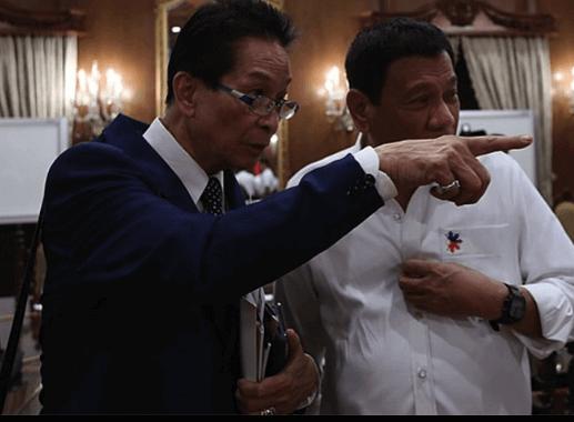 菲律宾总统发言人-发言人和杜特尔特
