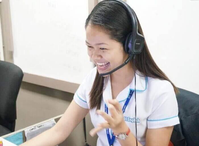 菲律宾在线英语一对一外教