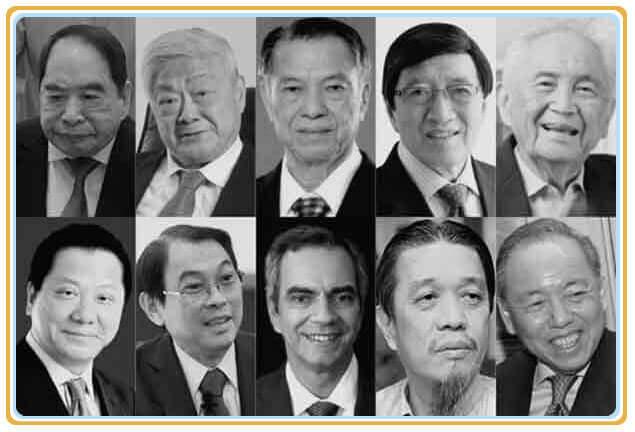 菲律宾华人富豪榜