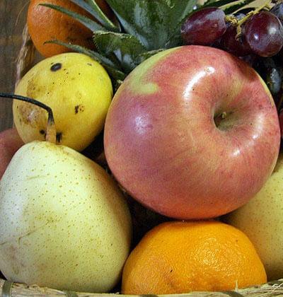 菲律宾春节,圆形水果