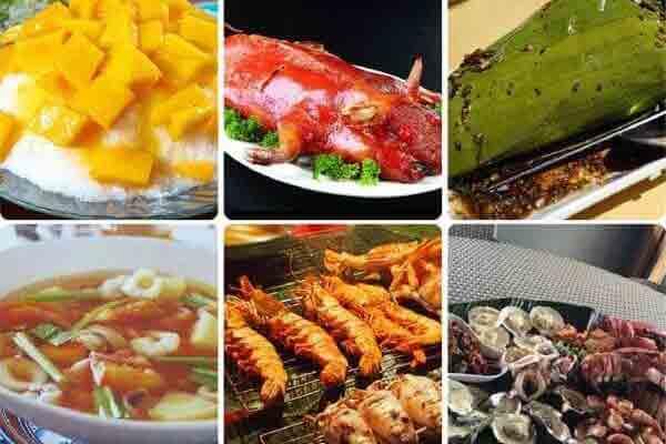 菲律宾游学健身-菲律宾美食