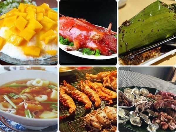菲律宾实用美食交通APP
