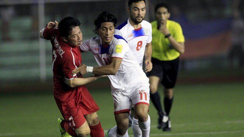 亚洲杯足球赛