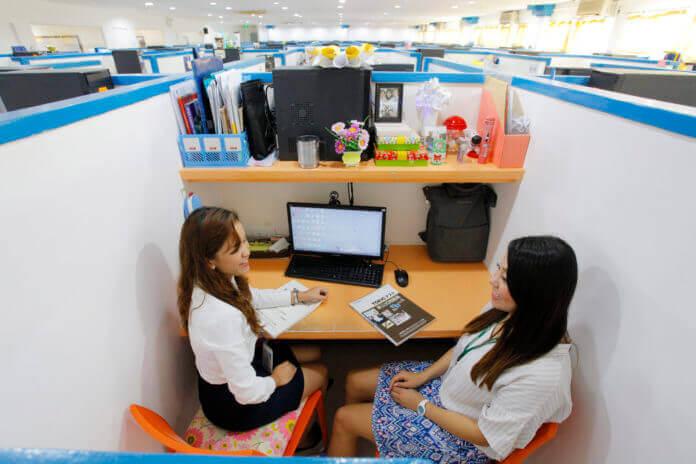 菲律宾语言学校QQ English海滨校区