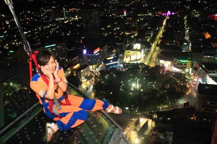 菲律宾游学经验攻略-心跳体验极限挑战
