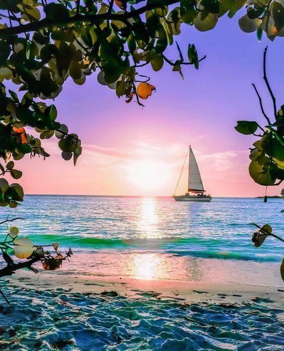 菲律宾海滩美景