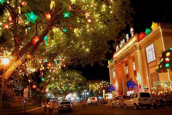 菲律宾圣诞节