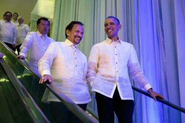 菲律宾旅游伴手礼-菲律宾国服