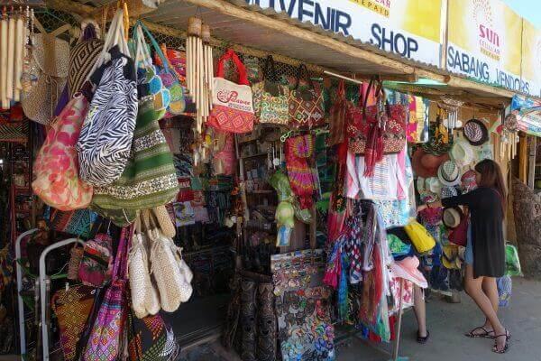 菲律宾旅游伴手礼-手工织品