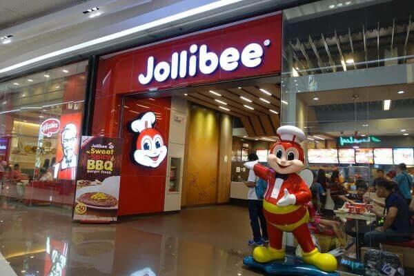 菲律宾Jollibee快餐