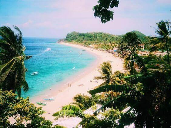 菲律宾适合情侣去的海岛-海豚湾PG岛