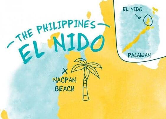 菲律宾亲子游学跨年 爱妮岛