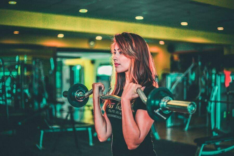 菲律宾游学-健身房