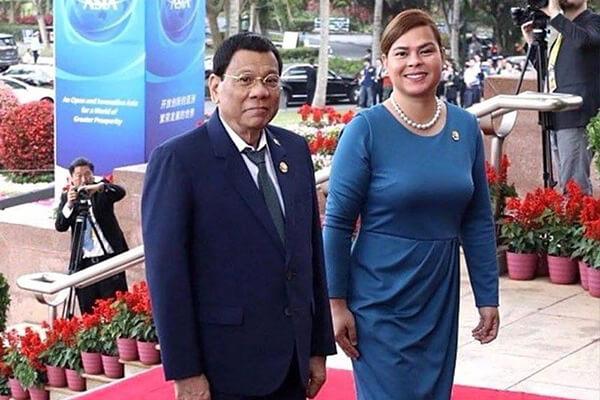 菲律宾总统,萨拉·杜特尔特