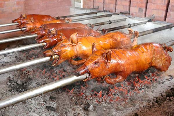 菲律宾菜,烤乳猪