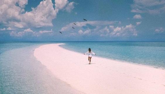 一个人旅行在菲律宾小众岛屿