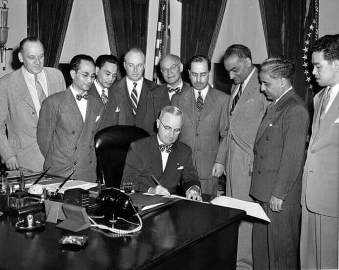菲律宾历史文化-美西战争签约