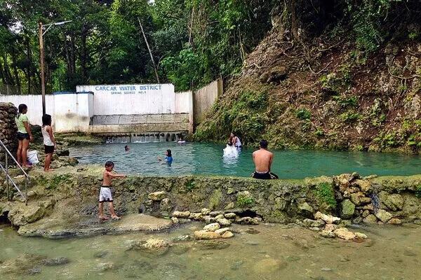 菲律宾宿务温泉景点