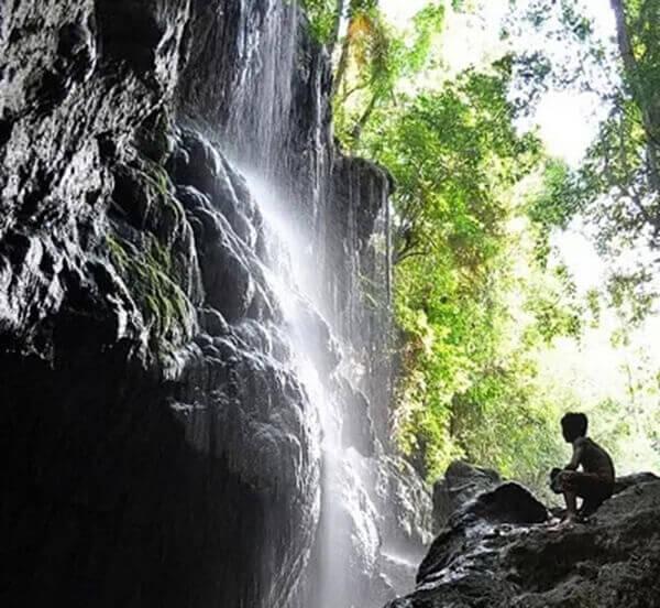 Campameno Falls