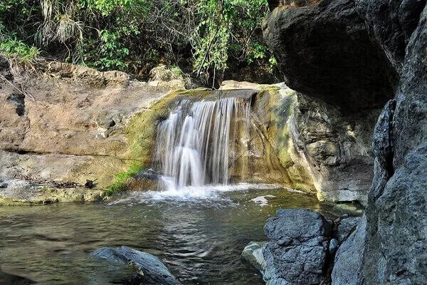 Mangasan Falls