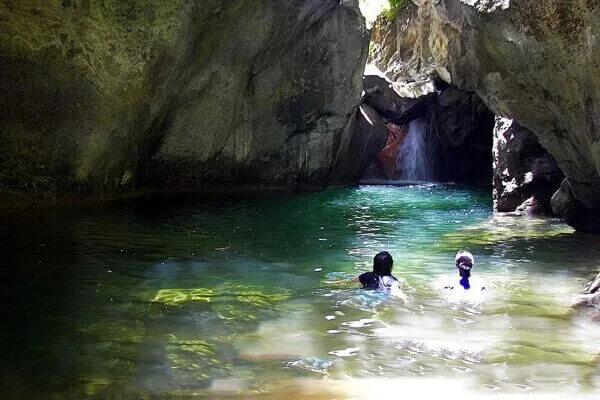Catingo Waterfall