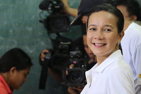 菲律宾总统大选,格蕾丝·坡