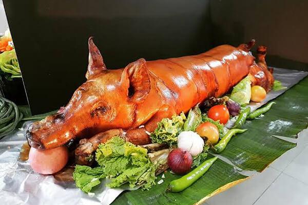菲律宾美食推荐,Lechon