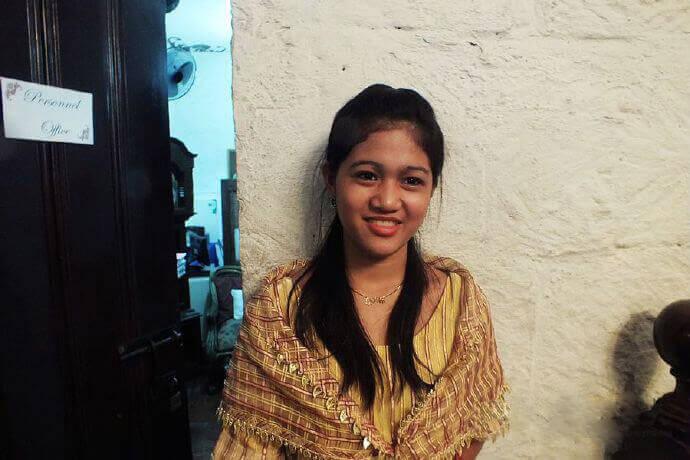 菲律宾人的微笑-菲佣
