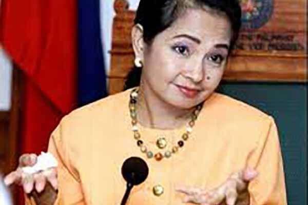 菲律宾历任总统-阿罗约夫人
