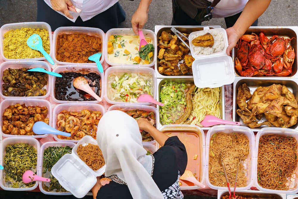 菲律宾游学问题-餐饮