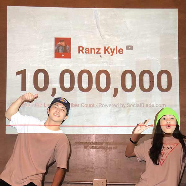 菲律宾网红-Ranz and Niana
