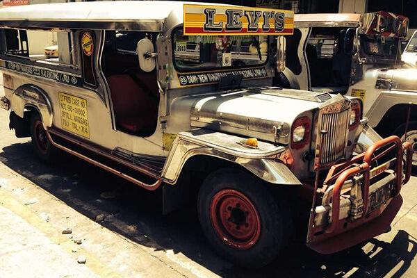 菲律宾时间,jeepney