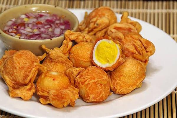 菲律宾美食推荐,Kwek Kwek