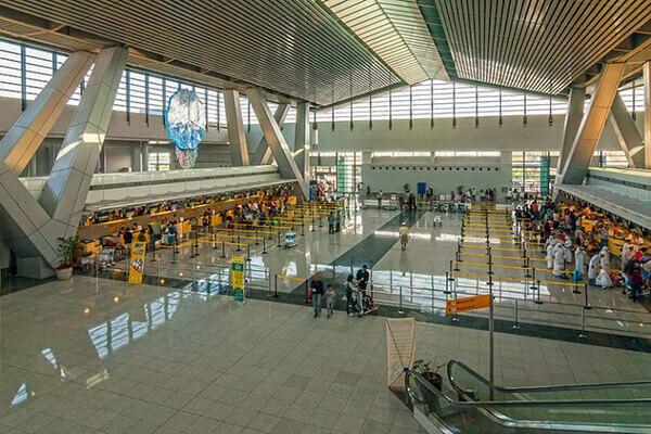 菲律宾尼诺·阿基诺国际机场.3号航站楼