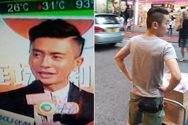 菲律宾流行-发型